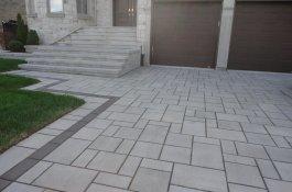 Unistone Staircase & Driveway
